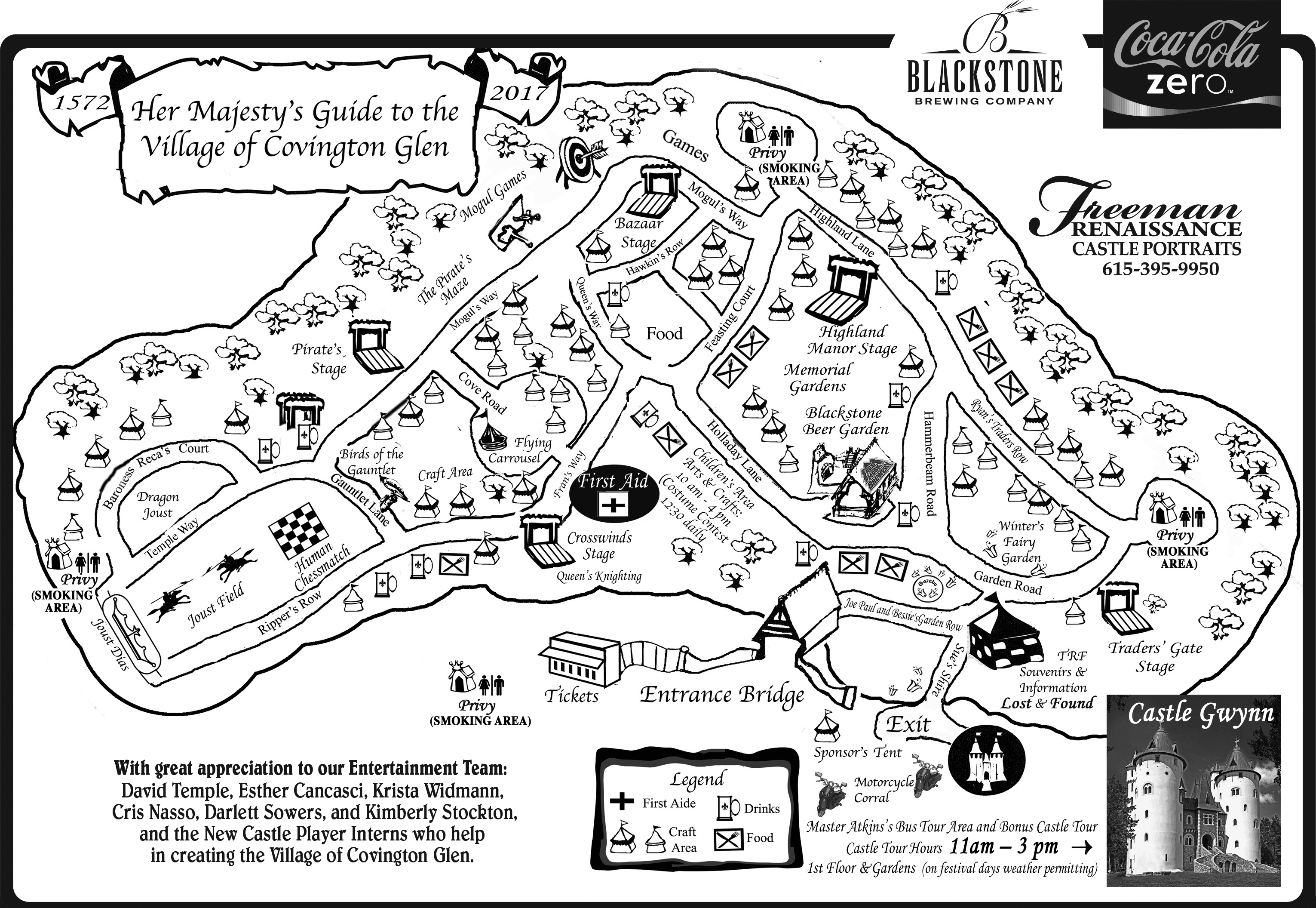 General Festival Information  The Tennessee Renaissance Festival